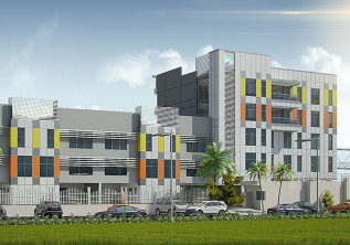 Mixed Use development at Cooper Road
