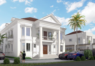 Residential Development at Mobolaji Johnson