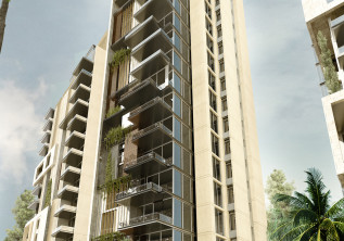 Taj Towers (Proposed Development)